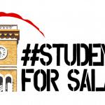 #StudentsforSalaita logo