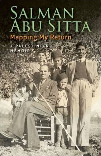 The cover of Mapping My Return