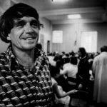 Rev. Daniel Berrigan in the 70s