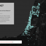 A new infographic from Visualizing Palestine