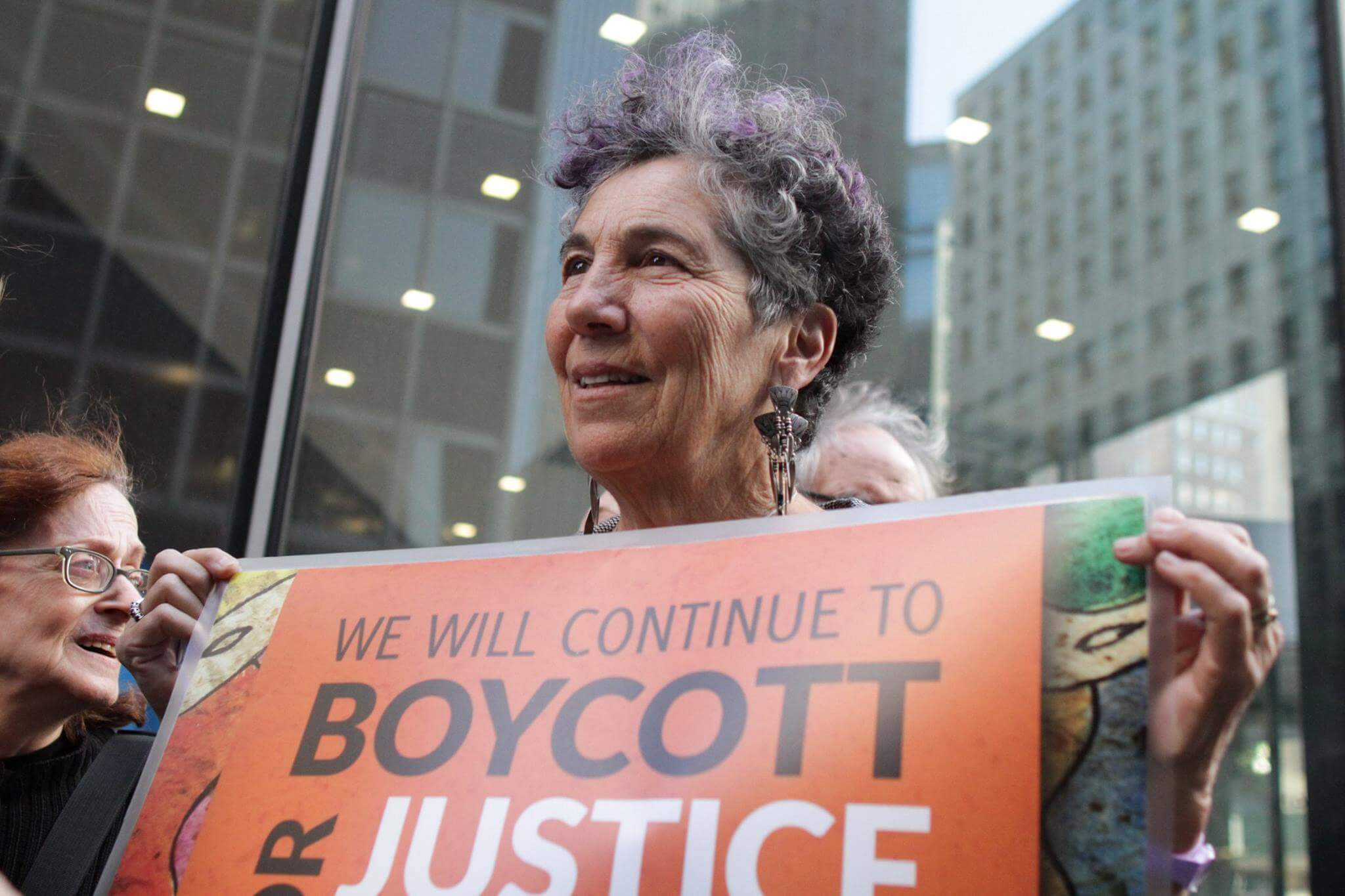Jane Hirshmann (Photo: Jewish Voice for Peace)