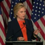 Clinton's foreign policy speech in San Diego, June 2, 2016