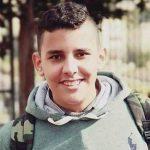 15-year-old Mahmoud Raafat Badran (Photo: Ma'an News)