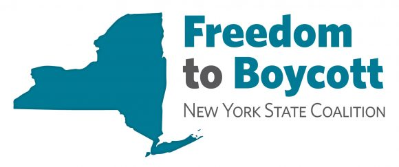 Freedom to Boycott announces march to Cuomo's house