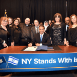 Cuomo signs order against BDS