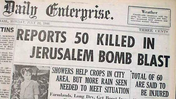 Terrorism: How the Israeli state was won – Mondoweiss