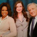 Oprah Winfrey, Kali Rubaii, Elie Weisel