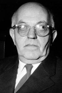 Ernst Fraenkel (1898-1975) German political scientist who emigrated to the U.S. in 1939