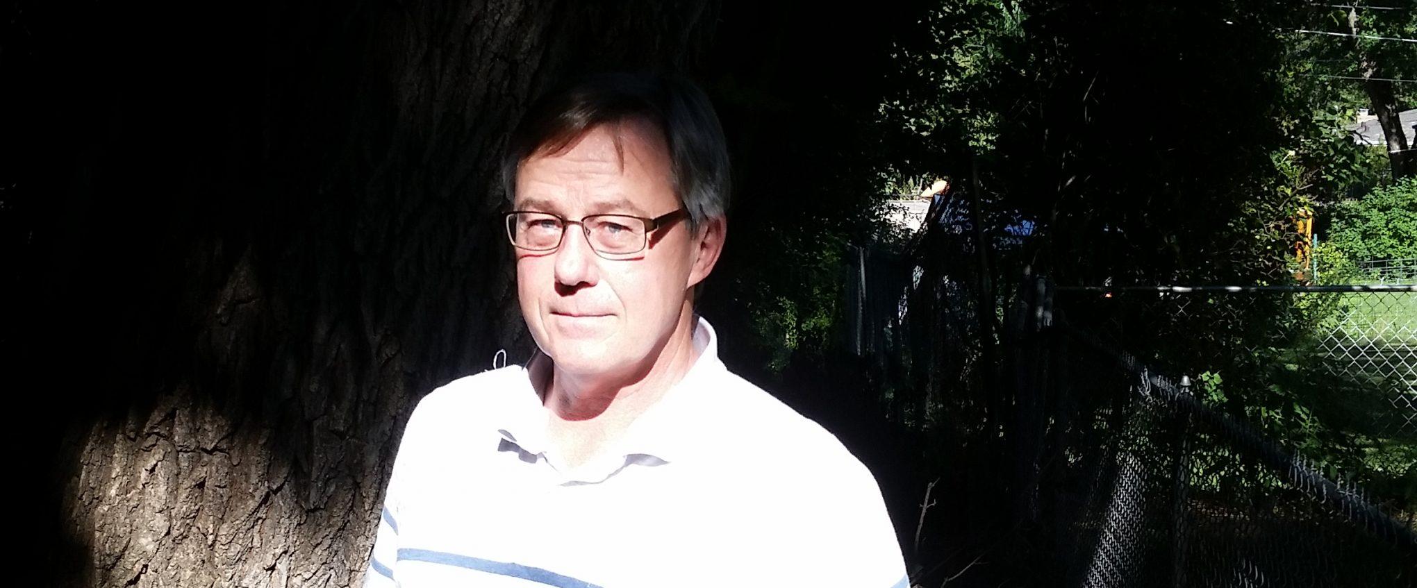 Todd Pierce, in Roseville, MN