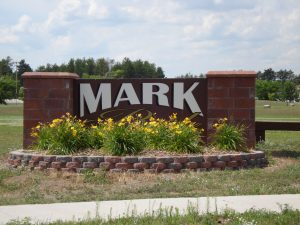 Mark Park in Princeton, MN, named after Jewish brothers who ran a grocery there for many years