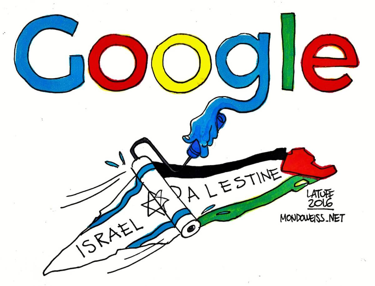Google blames bug for removing 'West Bank' and 'Gaza' from ... on harpercollins israel, youtube israel, driving directions in israel, world map israel, fotos de israel, bible map judah and israel, mapquest israel, map of israel, google earth israel, we love israel, azotus israel, kibbutz israel,