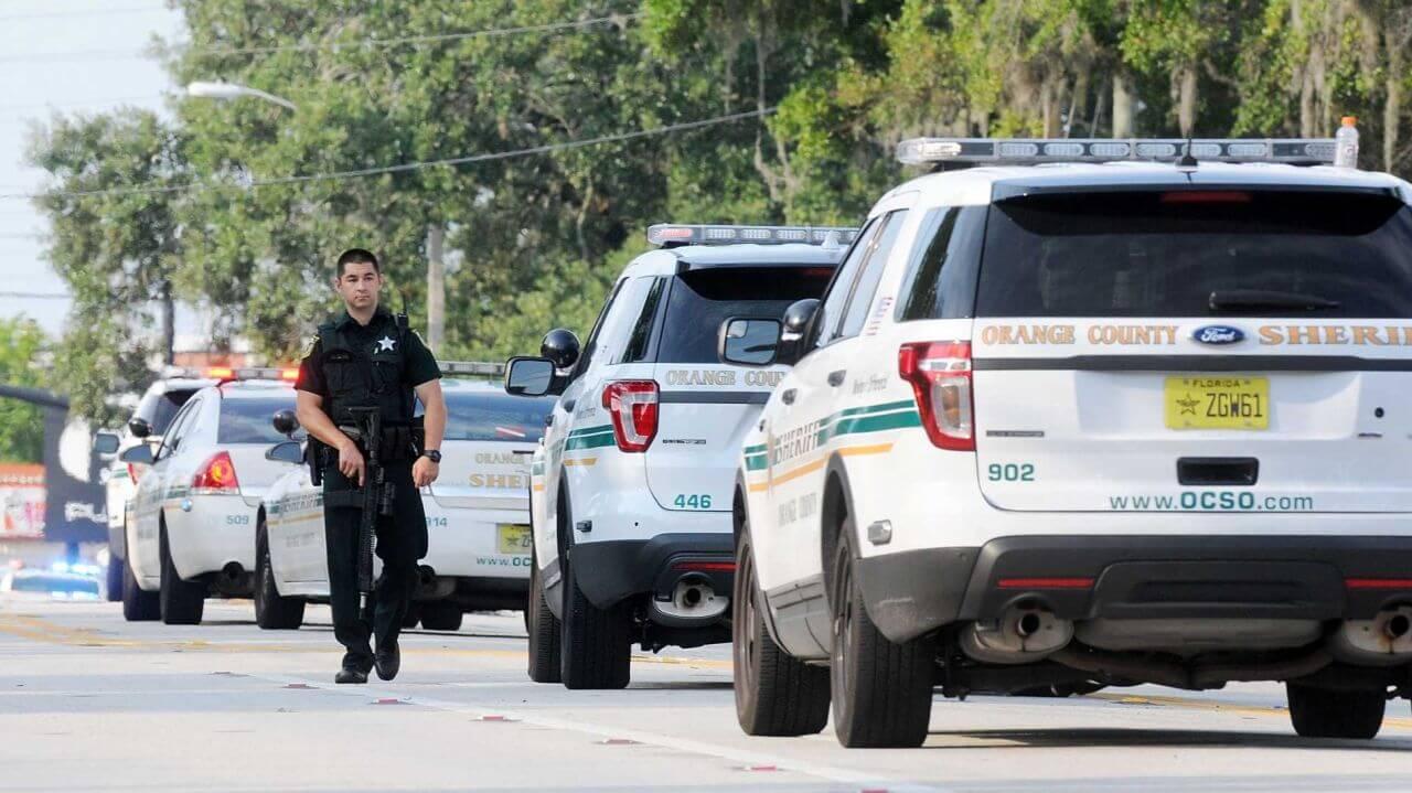 Police in Orlando