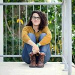 Tair Kaminer, the longest serving female conscientious objector served 155 days in military prison. (Photo: Mesarvot/Refusers Support Network)