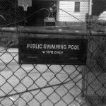 In 2011, a landlord was brought before the Ohio Civil Rights Commission for putting this sign on a swimming pool used by their tenants. (Photo: Ohio Civil Rights Commission)