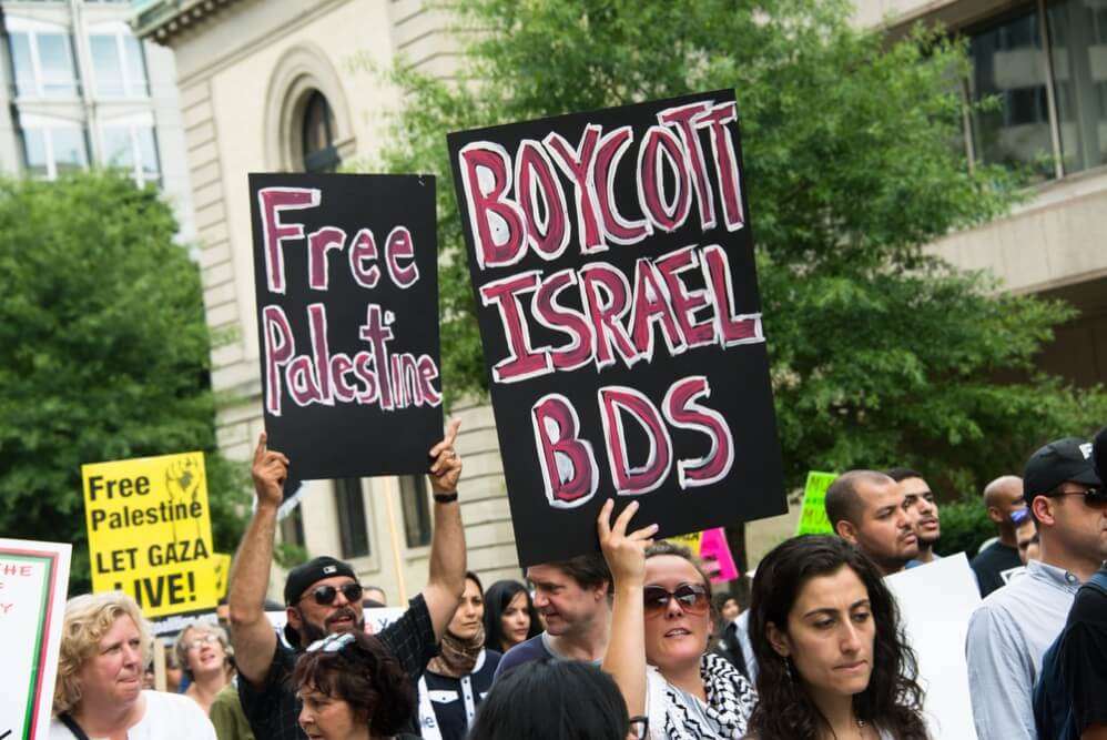 Linking BDS to antisemitism is a hoax perpetrated by those seeking to stifle growing Palestinian solidarity