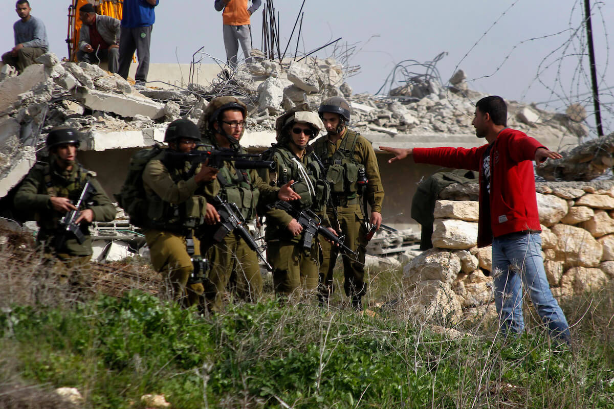 Israel destroys homes, water cisterns, classroom and ...