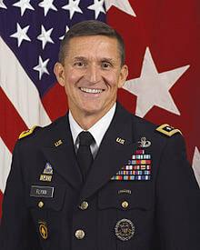 Gen. Michael Flynn, former head of Defense Intelligence Agency