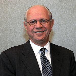 Stephen Greenberg of the Conference of Presidents