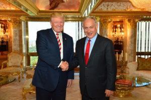 Trump and Netanyahu, file photo (Photo: Kobi Gideon/GPO-Israel)