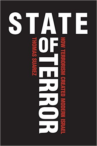Tom Suarez's new book, State of Terror