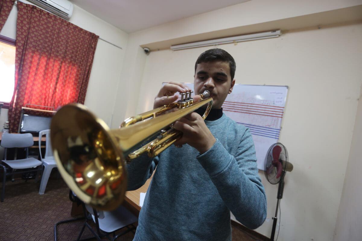 Raslaan Ashour (Photo: Mohammed Asad)