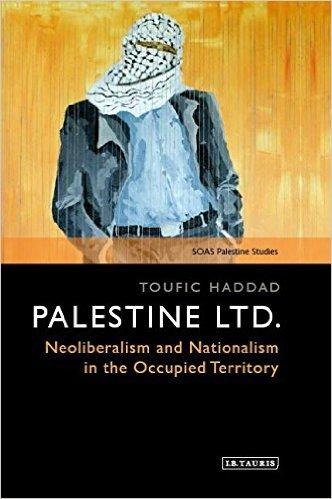 Cover of Palestine Ltd.