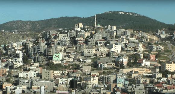 Arrabeh, a Palestinian village in Galilee