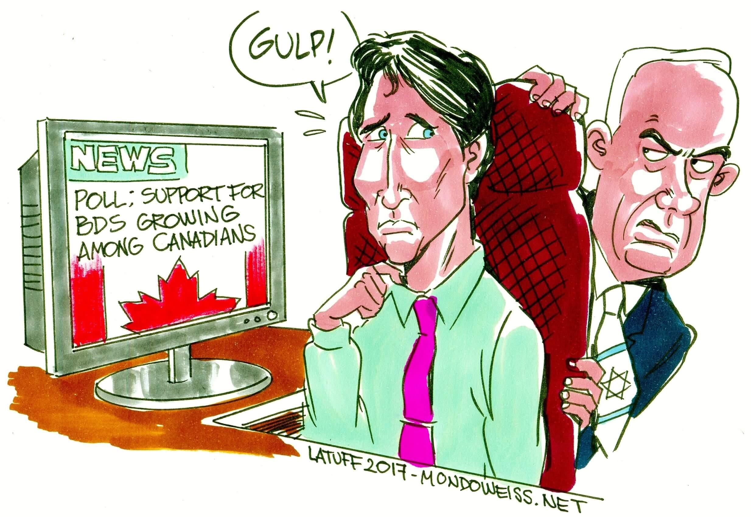 Justin Trudeau's choice