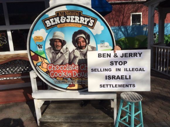 This BDS win is because of our people power': Ben & Jerry's vows to stop  sales in Israeli West Bank settlements – Mondoweiss