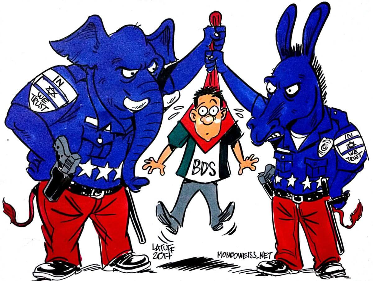 Bill making it a federal crime to support BDS sends shockwaves through progressive community – Mondoweiss
