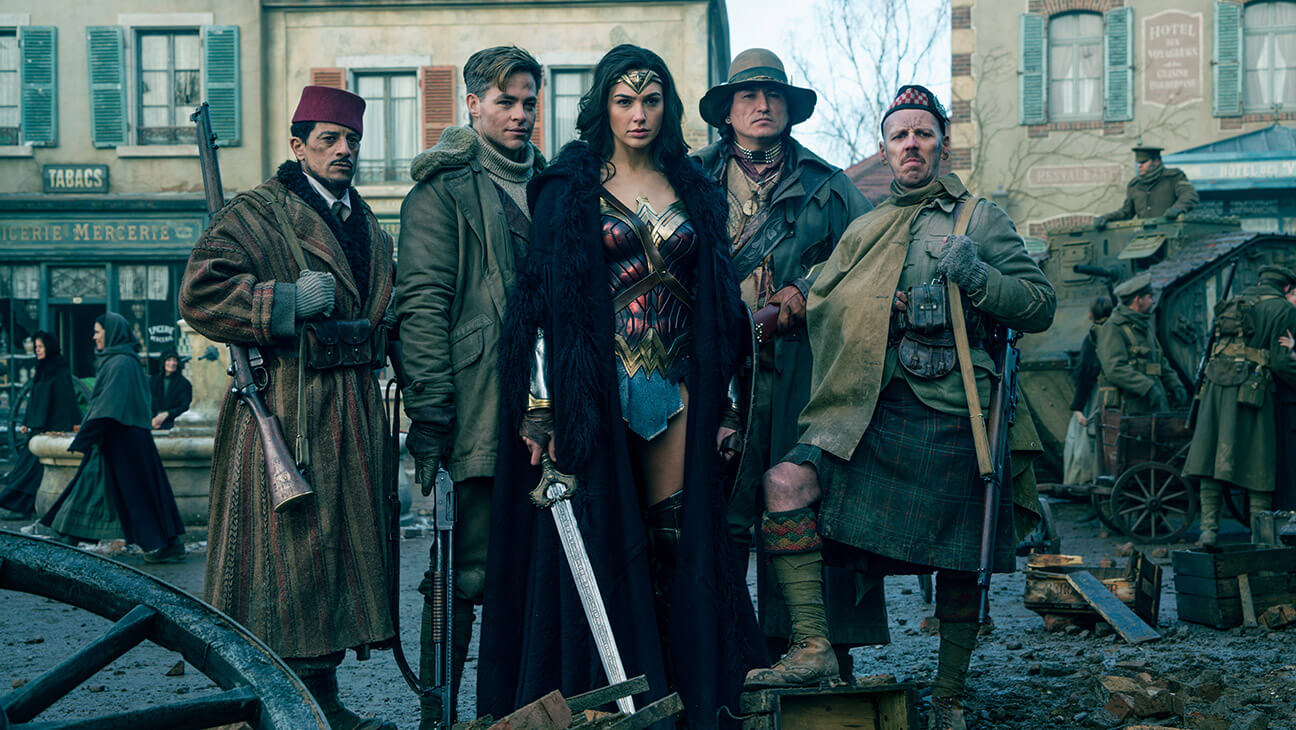 Wonder Woman is a hero only the military-industrial complex could