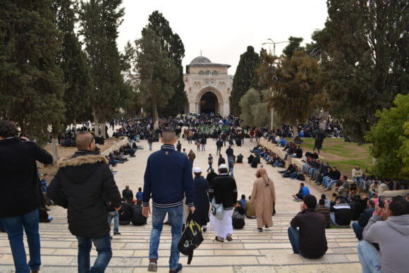 Preparing the hearts' - how the Temple Mount movement works