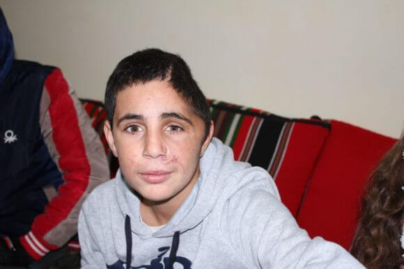 They want him in prison'--Israel detains Palestinian teen