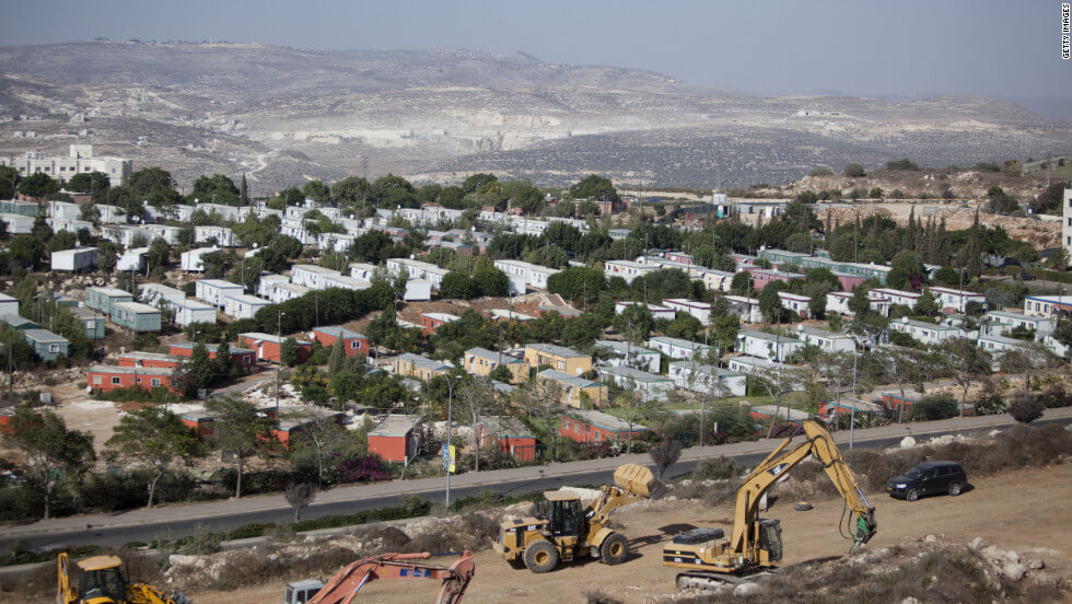 Israel plans new settlement on occupied land earmarked for 'Muslim tourism' in Trump plan – Mondoweiss