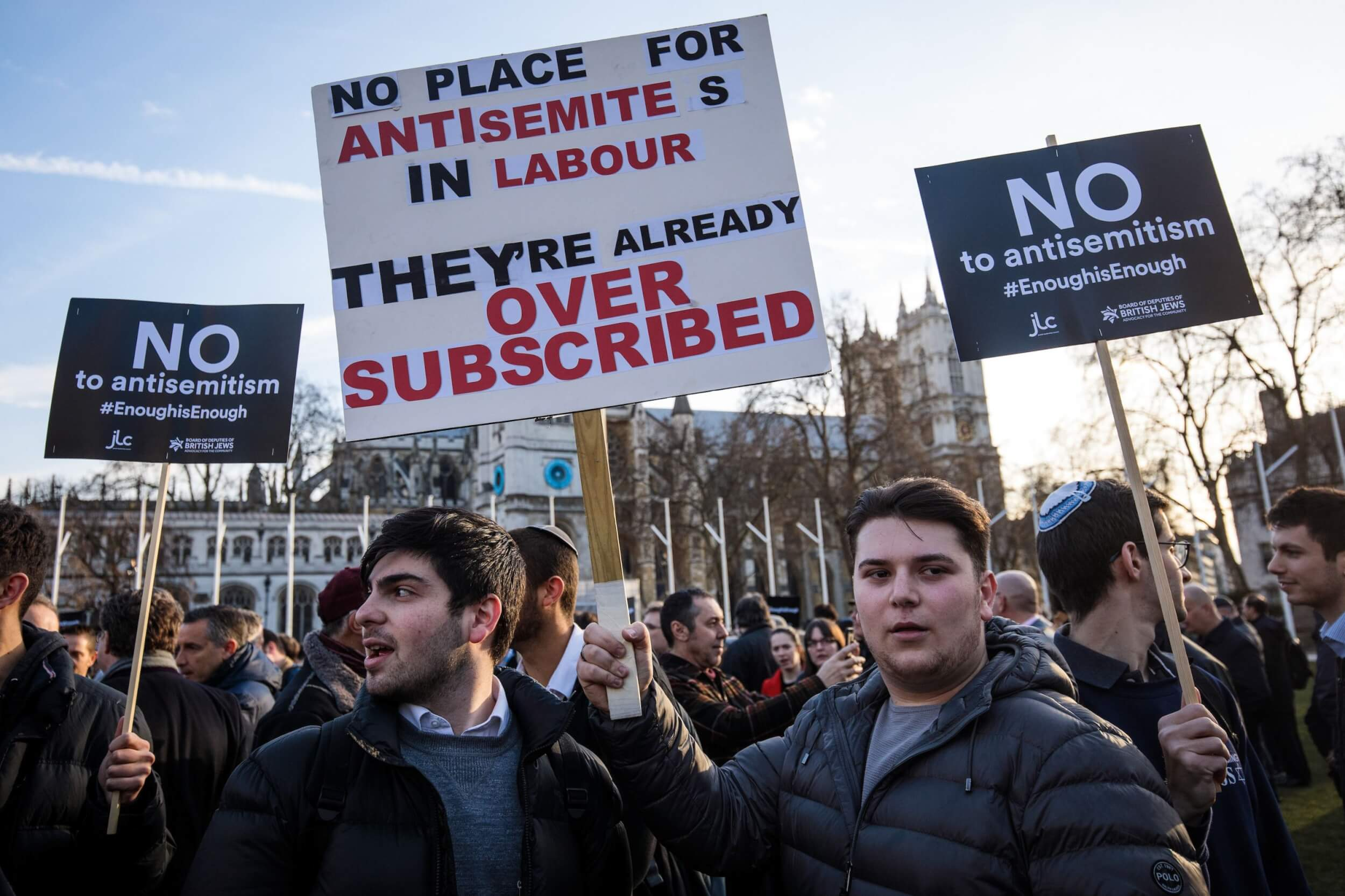 Smoke without fire: the myth of a 'Labour antisemitism crisis'