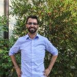 Aziz Abu Sarah in Jerusalem. Photo: Jaclynn Ashley.