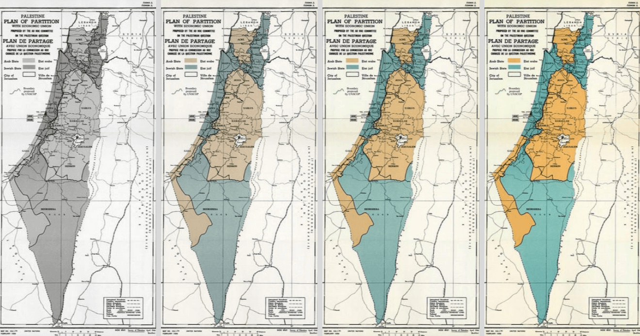 Palestinians were right to reject partition.