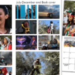 Check out the new Mondoweiss wall calendar for 2019 -- Life, Resistance and History in Palestine