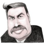 Tom Friedman, by Katie Miranda