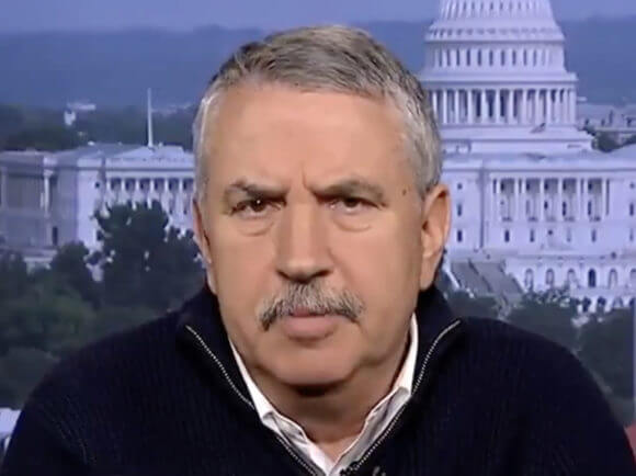 Thomas Friedman (Screenshot: MSNBC)