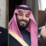 Donald J. Trump, Mohammed Bin Salman, Jared Kushner