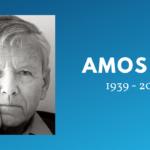 Amos Oz, 1939-2018 (Photo: Michiel Hendryckx/Wikimedia)