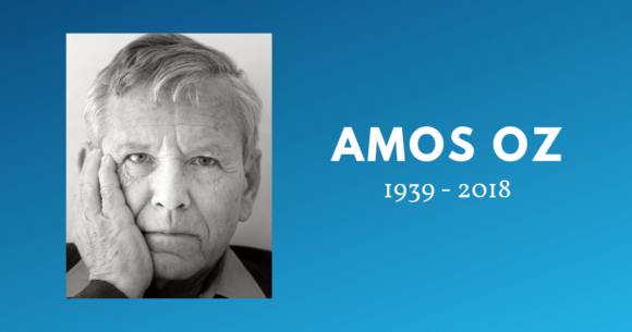 Amos Oz, 1939-2018 (Photo: Michiel Hendryckx/Wikimedia)