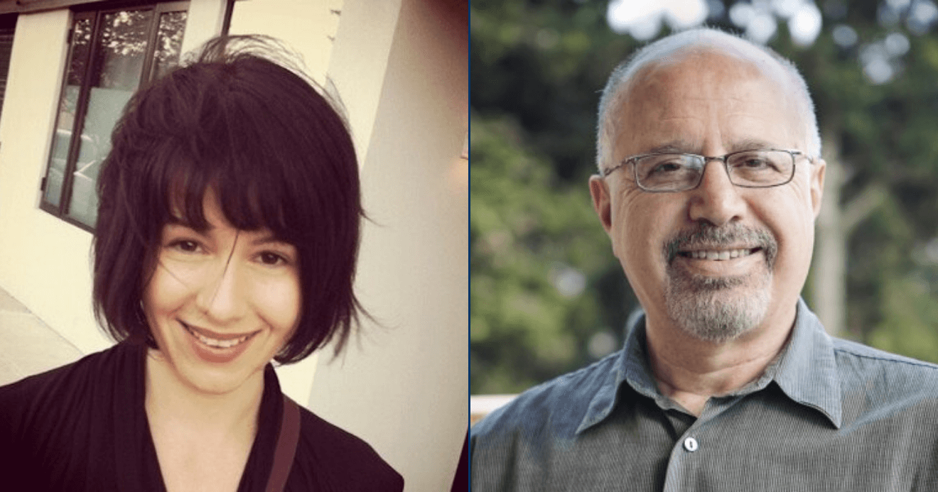 Michelle Goldberg and Shibley Telhami.