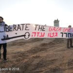Return Solidarity protests along side the Great Return March, December 22, 2018