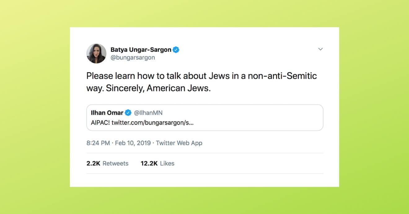 The gaslighting of Ilhan Omar – Mondoweiss