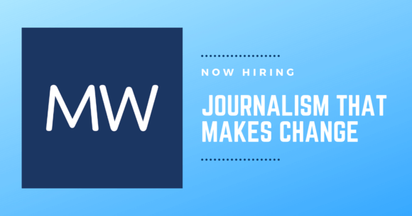Mondoweiss is now hiring.