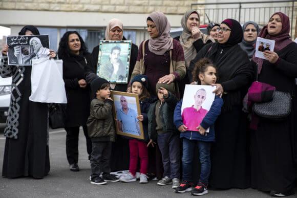 East Jerusalem, March 26, 2019.