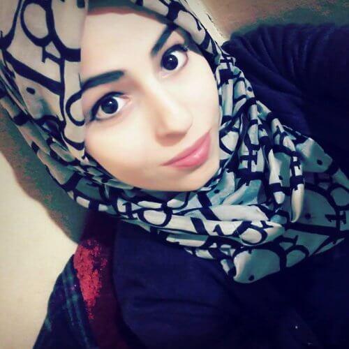 Salsabeel Hamdan. (Photo: We Are Not Numbers)