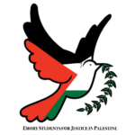 Emory Students for Justice in Palestine logo